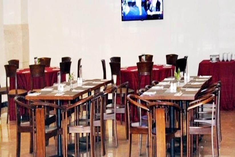 Sintesa Peninsula Palembang - Restoran