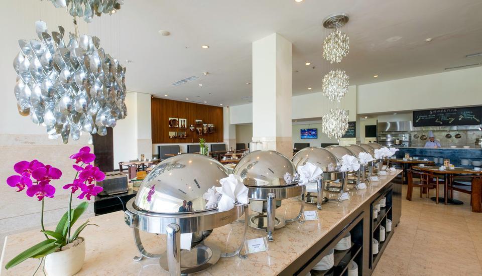 Sintesa Peninsula Palembang - Gardenia Coffe Shop