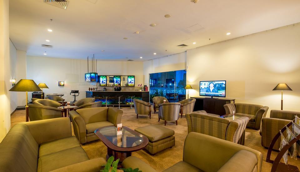 Sintesa Peninsula Palembang - Orchid lounge