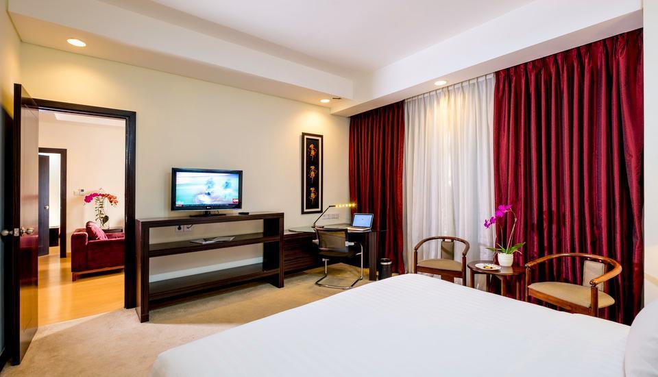 Sintesa Peninsula Palembang - Presidential suite