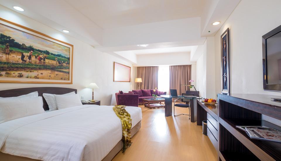 Sintesa Peninsula Palembang - junior suite