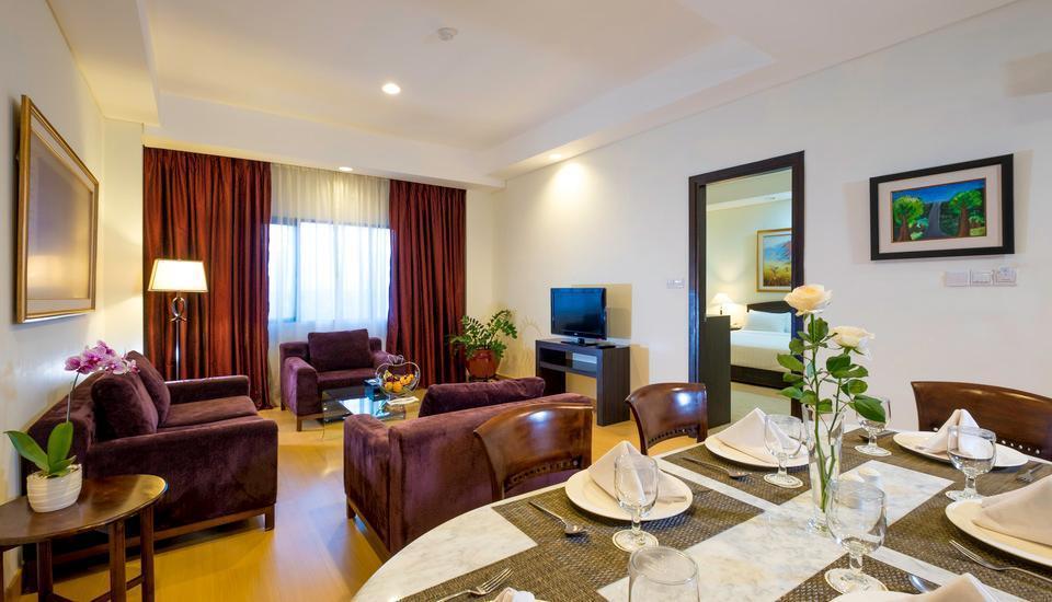 Sintesa Peninsula Palembang - Kamar Presidential suite
