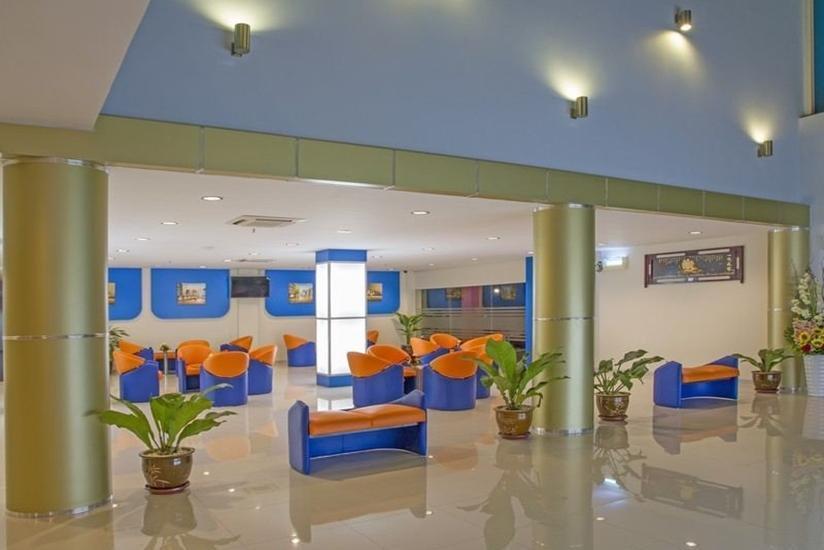 D'Merlion Hotel Batam - Lobi