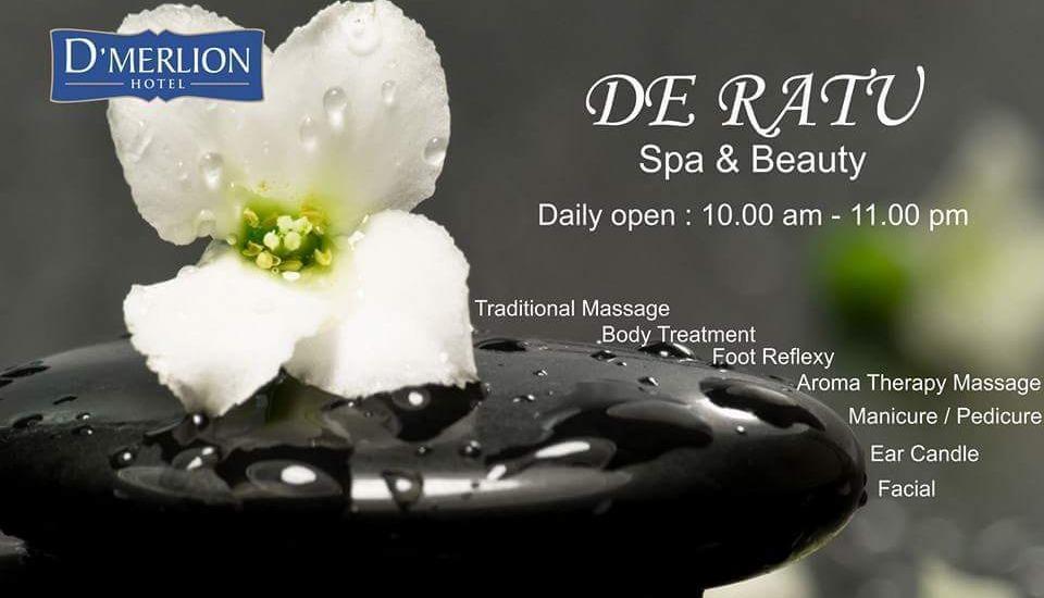 D'Merlion Hotel Batam - Spa & Pusat Kesehatan