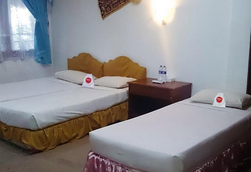 NIDA Rooms Lombok Batu Layar - Double Room Single Occupancy Special Promo
