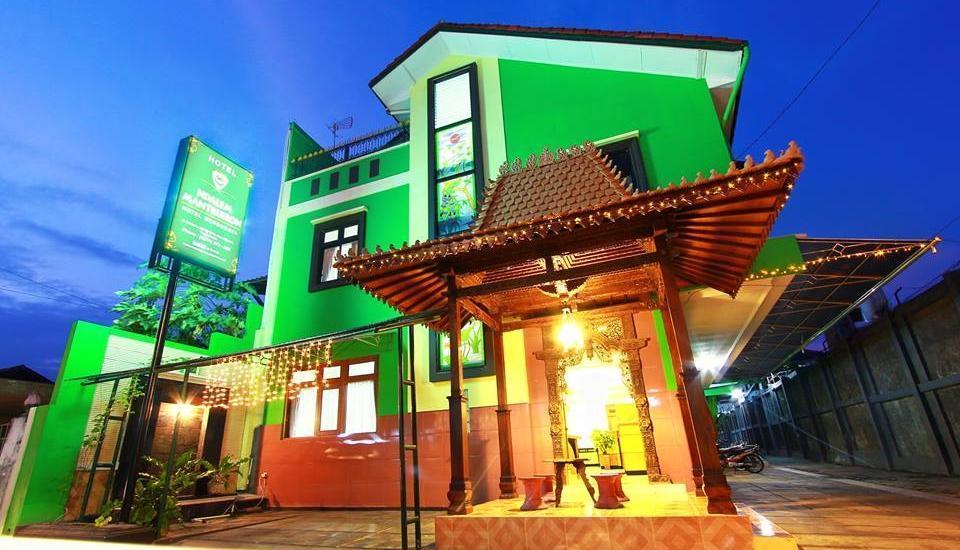 Ndalem Mantrijeron Hotel Yogyakarta - Hotel