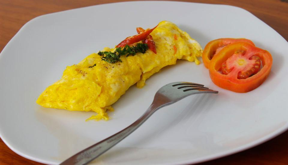 Ndalem Mantrijeron Hotel Yogyakarta - Omelette