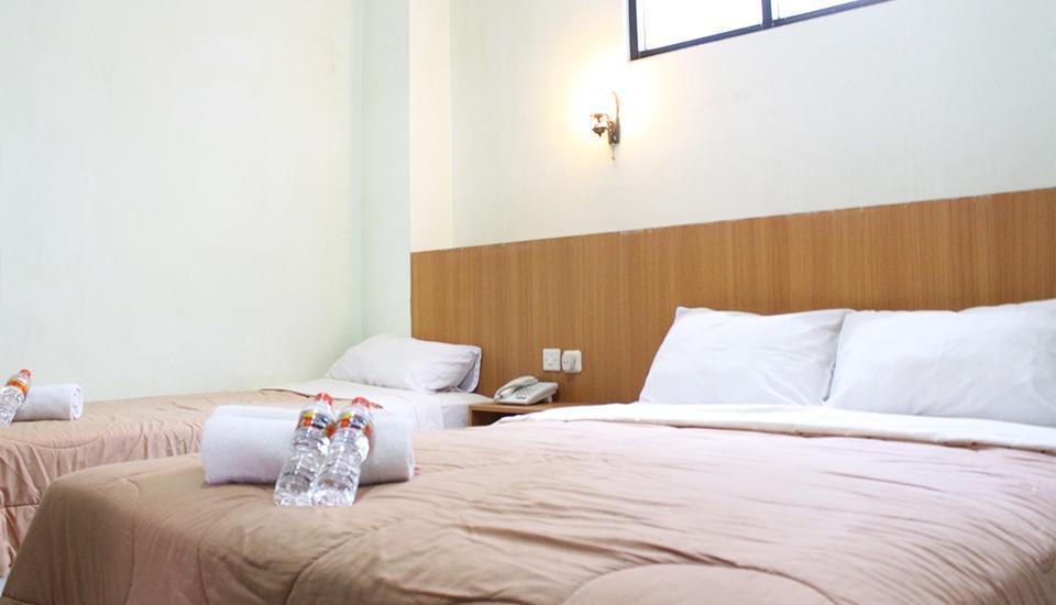 Ndalem Mantrijeron Hotel Yogyakarta - Tamansari Family Room