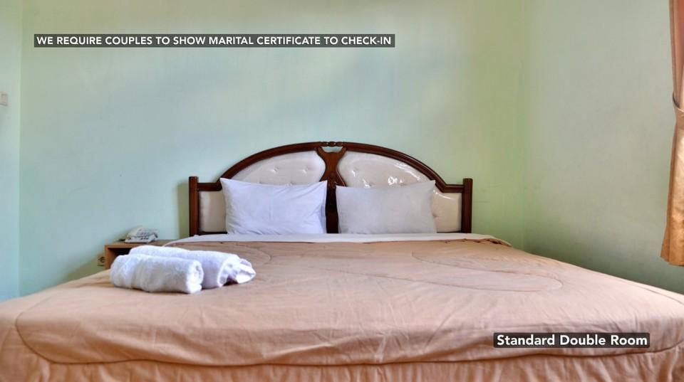 Ndalem Mantrijeron Hotel Yogyakarta - Tugu (Standard Double) - Non Refundable Regular Plan