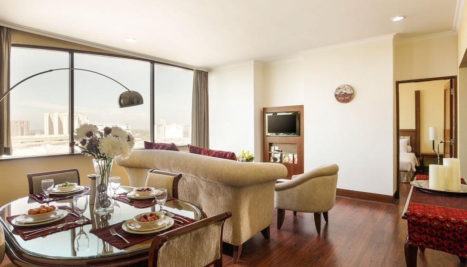 Ibis Mangga Dua Jakarta - Living Room