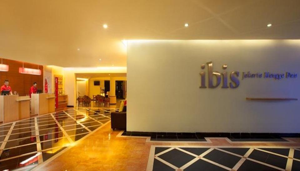 Ibis Mangga Dua Jakarta - Lobby