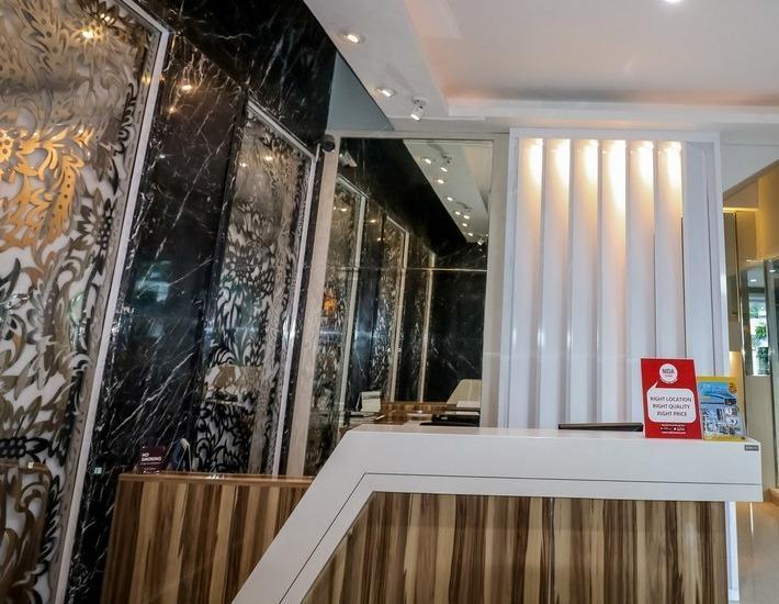 NIDA Rooms Tantular 420 Tugu Jogja - Resepsionis