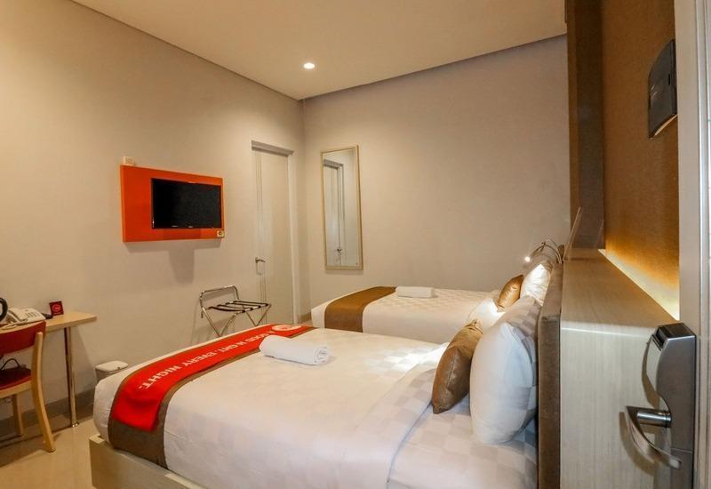 NIDA Rooms Tantular 420 Tugu Jogja - Kamar tamu