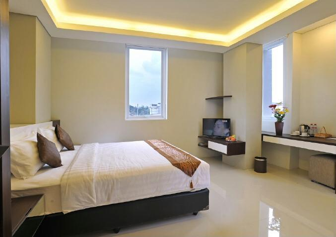 D Season Hotel Surabaya - junior suite