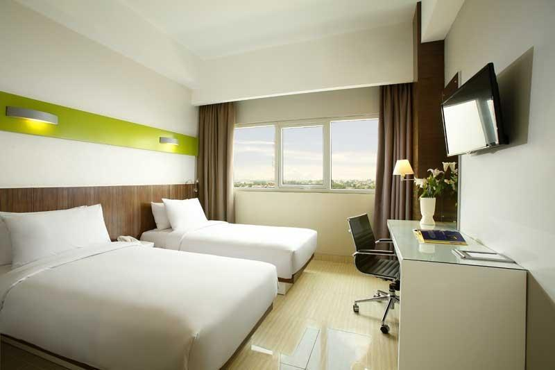 Hotel Santika  Cikarang - Superior Room Twin Last Minute Deal