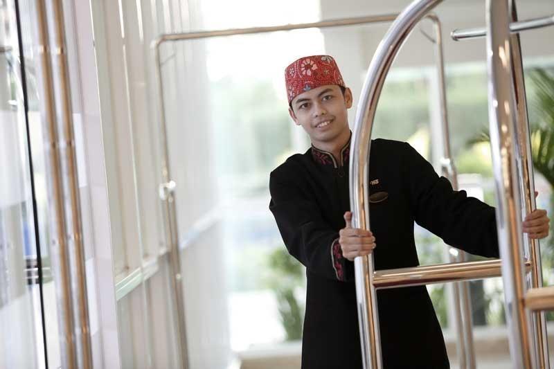 Hotel Santika  Cikarang - Layanan