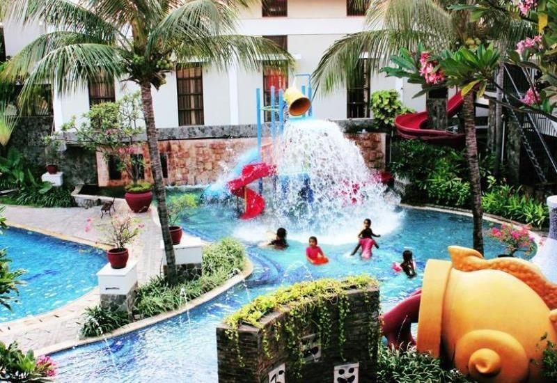 Hotel Santika Premiere Bekasi - water Kids Pool