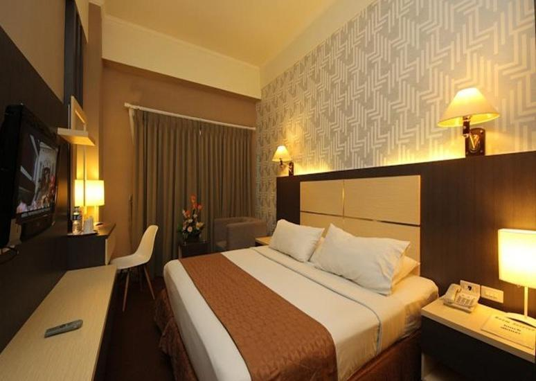 Maharani Hotel Jakarta - Superior Double Room Regular Plan