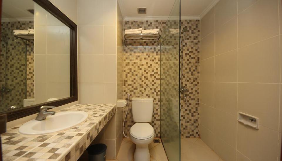 Maharani Hotel Jakarta - Toilet