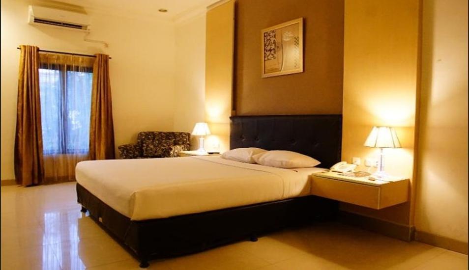 Kendari Suite Hotel Kendari - Deluxe Double Room Pegipegi Promotion Minimum Stay 3 Nights