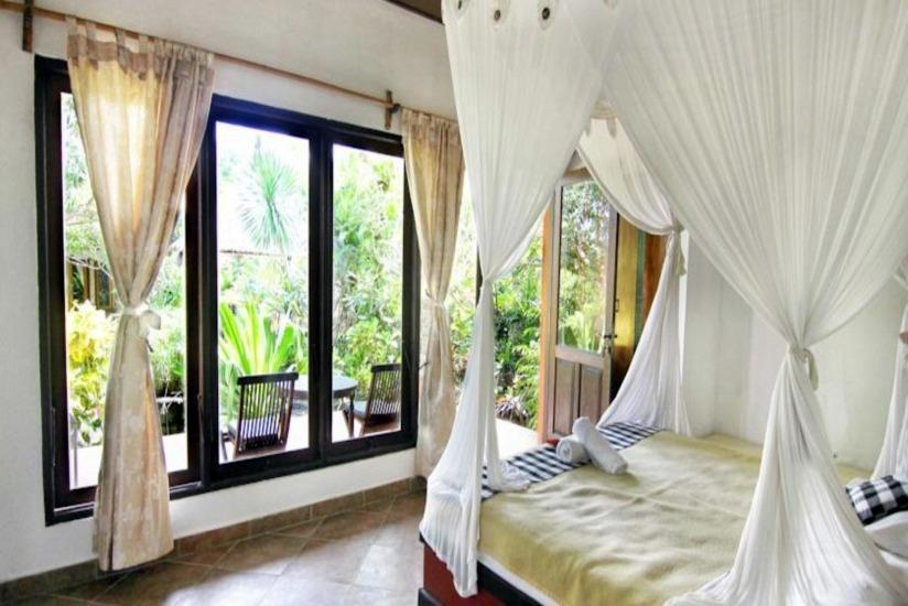 Tanis Villa  Bali - Kamar tamu
