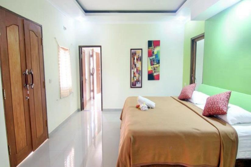 Tanis Villa  Bali - Standard Room Regular Plan