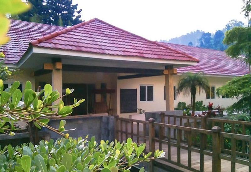 Arra Lembah Pinus Hotel Ciloto - Eksterior