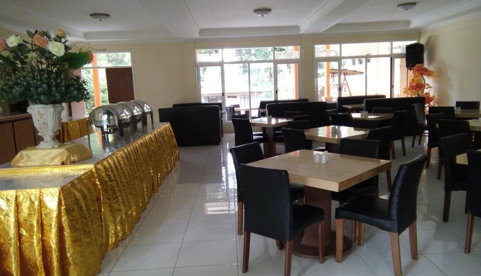 Arra Lembah Pinus Hotel Ciloto - RESTORAN