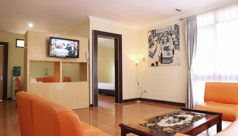 Arra Lembah Pinus Hotel Ciloto - Bungalow 3 Room Only Regular Plan