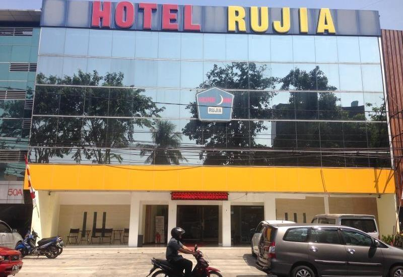 Hotel Rujia Pasar Baru Jakarta - Hotel Building