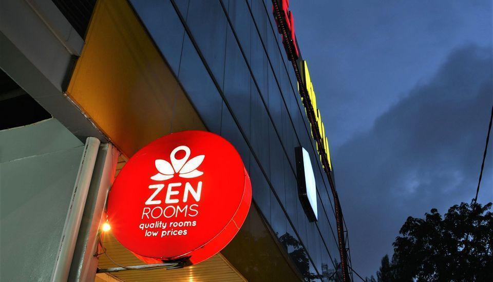 ZEN Rooms Rujia Hotel Pasar Baru - Eksterior