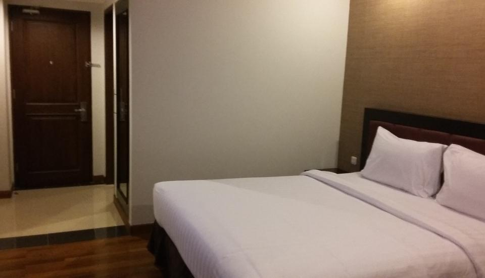 P Hotel Jakarta - Kamar