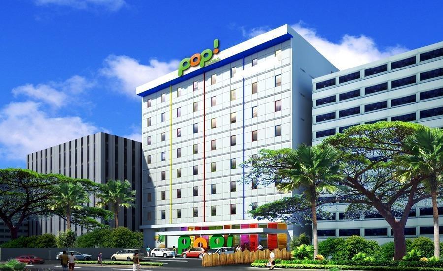 POP! Hotel Pasar Baru - Eksterior