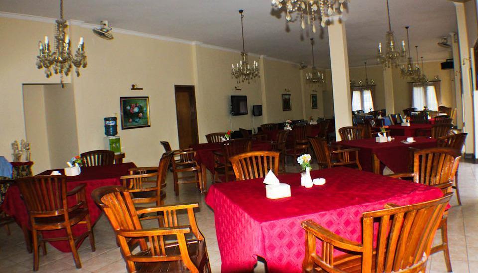 Resort Prima Cipayung - Restoran