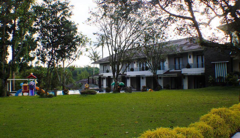 Resort Prima Cipayung - Area rekreasi olahraga
