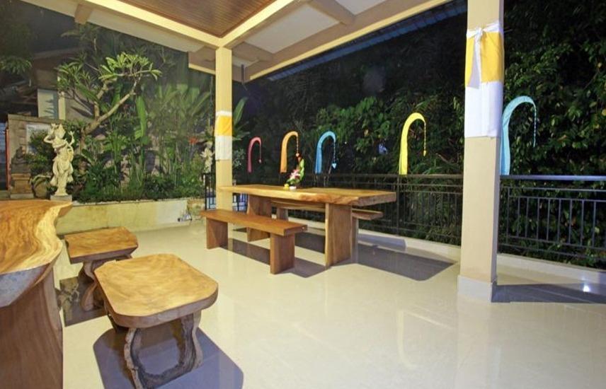 Gusti Putu Oka Guest House Bali - Eksterior