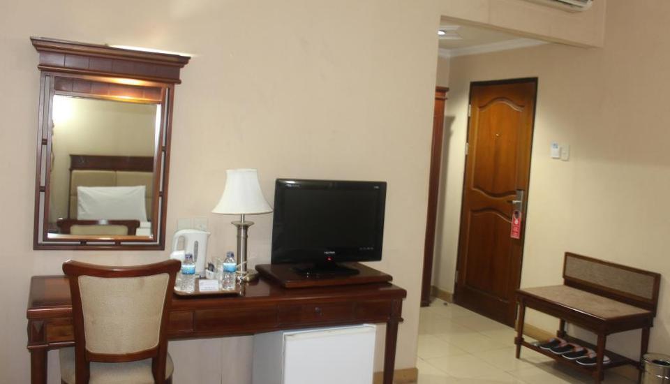Hotel Yasmin Jayapura Jayapura - TV