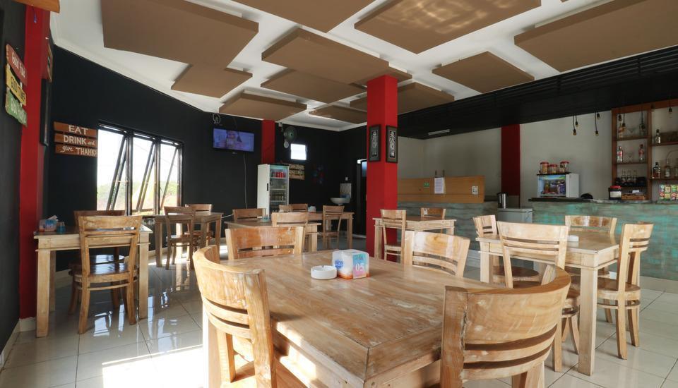 Delali Guest House Bali - Restaurant