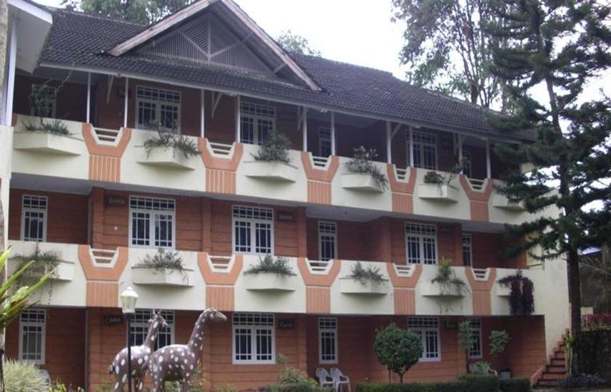 Ciloto Indah Permai Cianjur - Bungalow 2 Room Standard Regular Plan