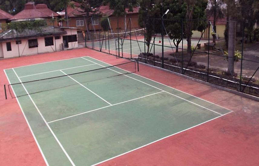 Ciloto Indah Permai Cianjur - Lapangan Tenis