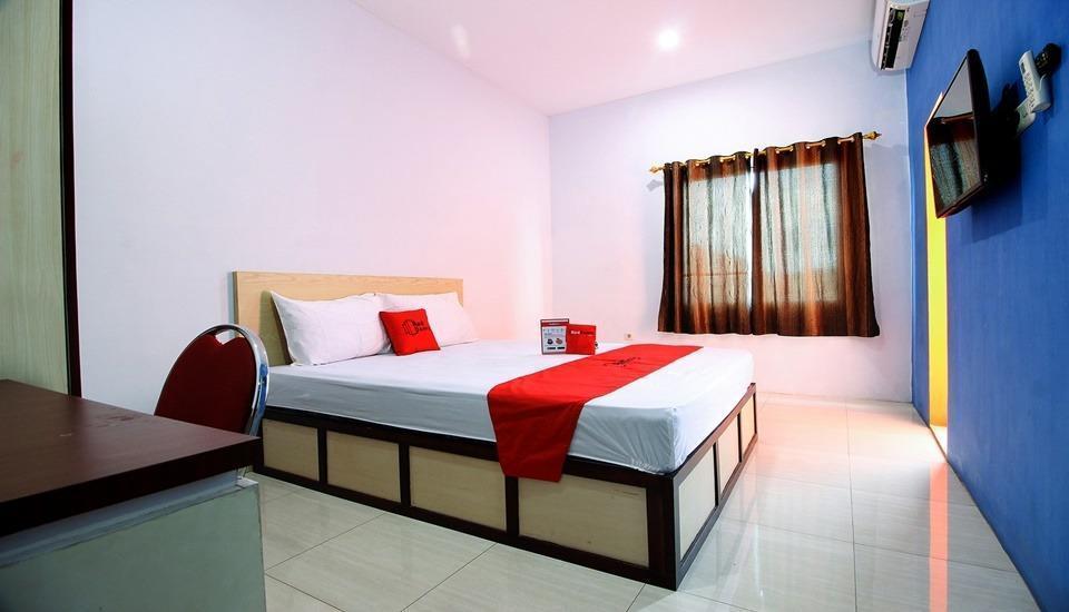 RedDoorz Plus near Lippo Plaza Jogjakarta Yogyakarta - Room
