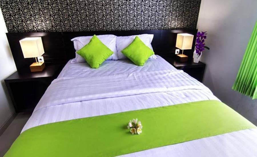 D Abian Luxury Homestay Bali - Kamar tamu