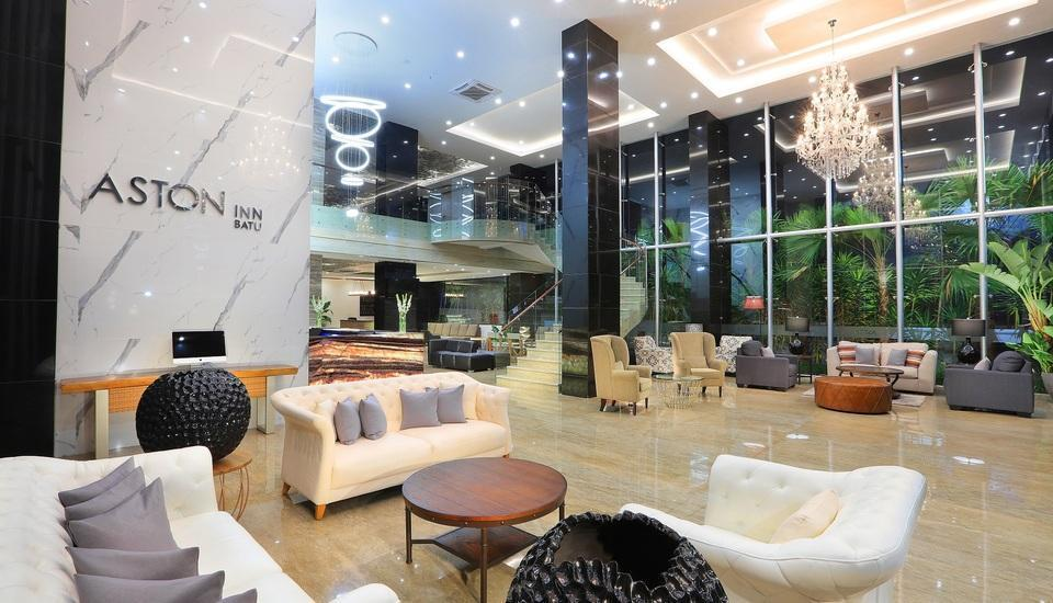Aston Inn Batu Malang - Lobby Utama