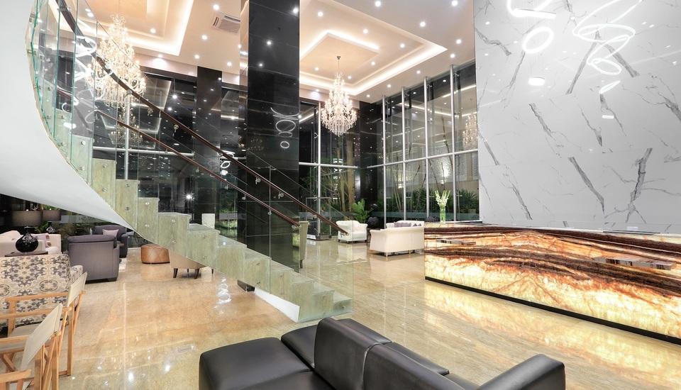 Aston Inn Batu Malang - Lobby FrontDesk