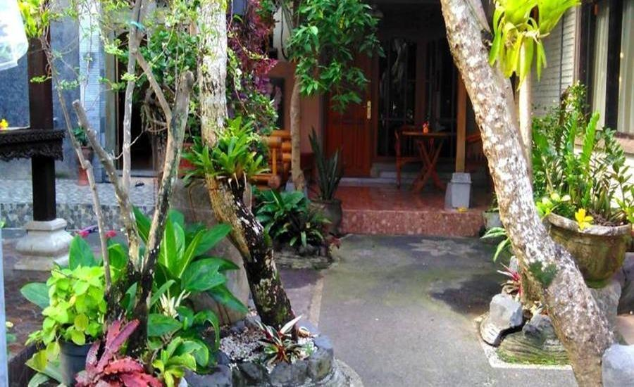 Ayu Bungalow 1 Ubud Bali - Eksterior