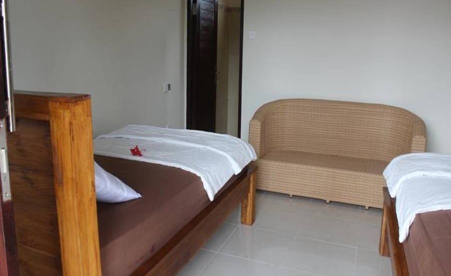 Ayu Bungalow 1 Ubud Bali - Kamar tamu