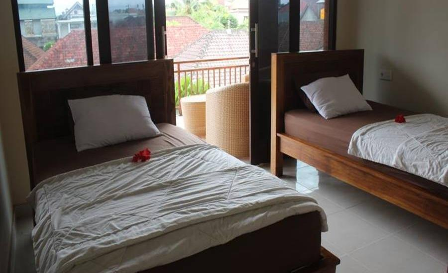 Ayu Bungalow 1 Ubud Bali - Standard Room Early Bird 50%