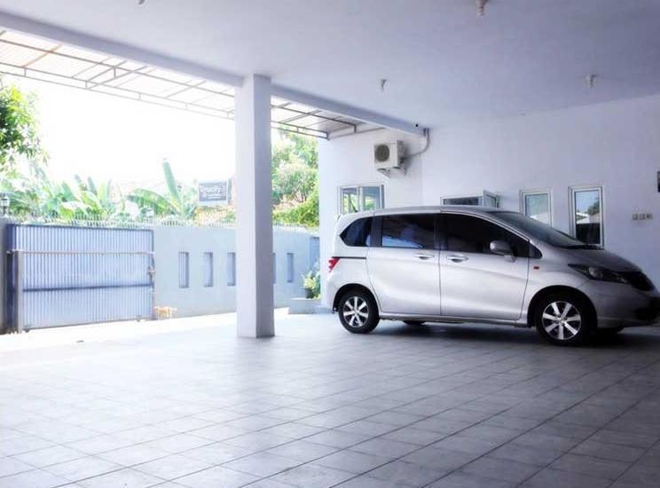 Tenacity Guest House Cirebon - Area parkir