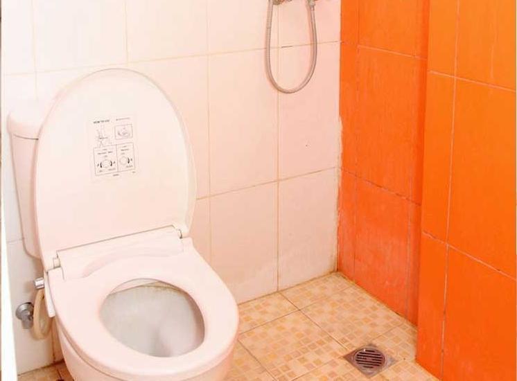 Tenacity Guest House Cirebon - Kamar mandi