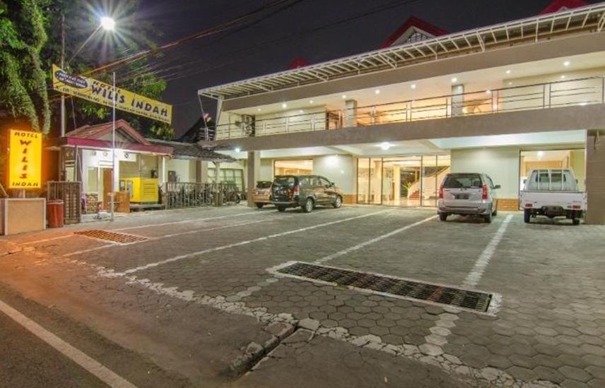 Hotel Wilis Indah  Malang - Eksterior